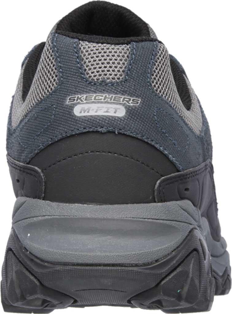 Men's Skechers After Burn Memory Fit Strike Off Sneaker, , large, image 4