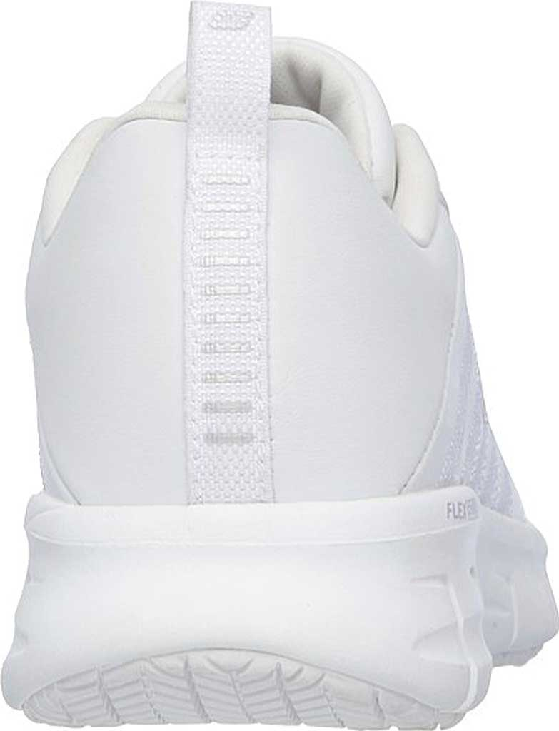Women's Skechers Work Relaxed Fit Sure Track Erath SR Shoe, White, large, image 4