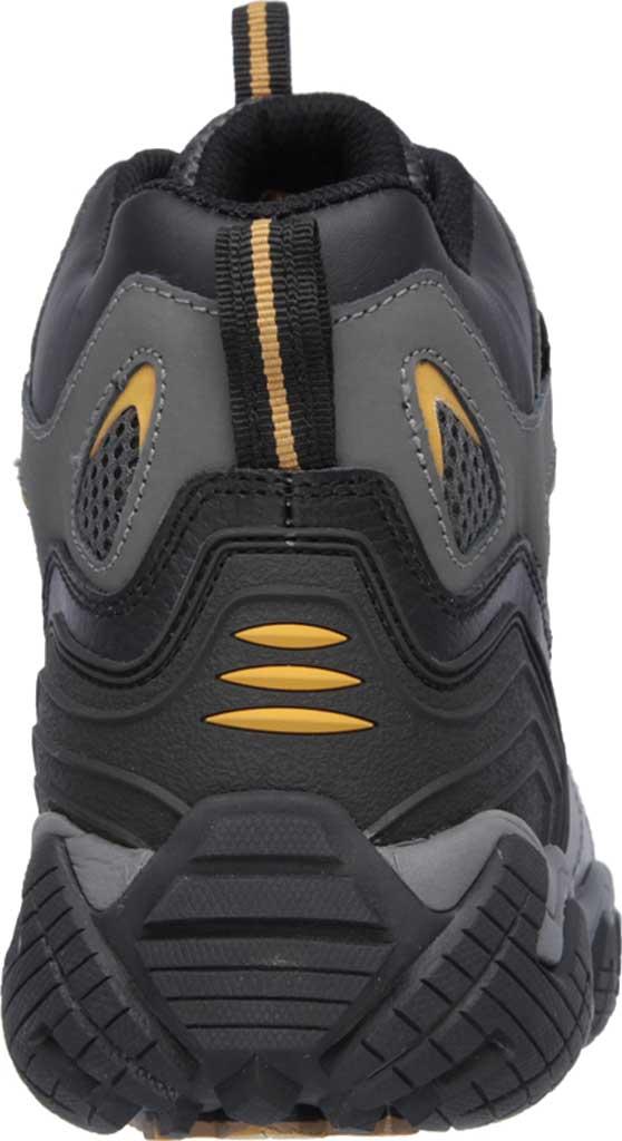 Men's Skechers Work Blais Bixford Steel Toe Boot, Dark Gray, large, image 4
