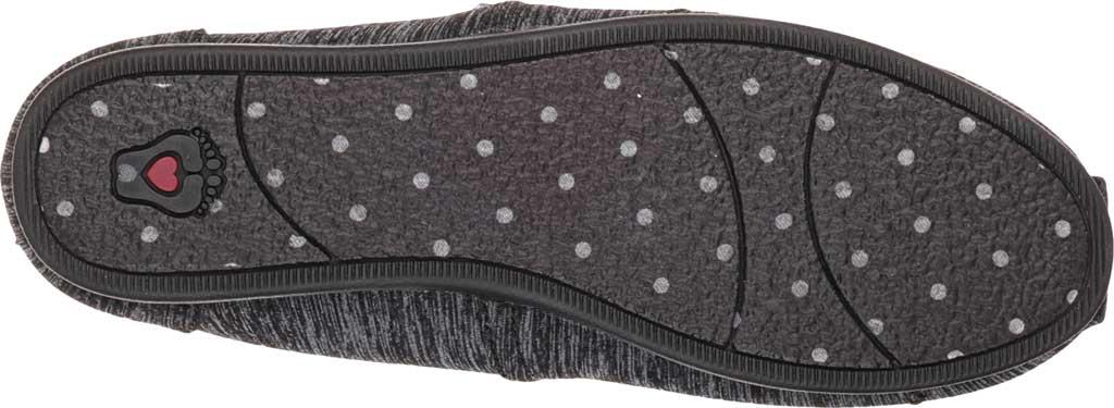 Women's Skechers BOBS Plush Express Yourself Alpargata, Black, large, image 6