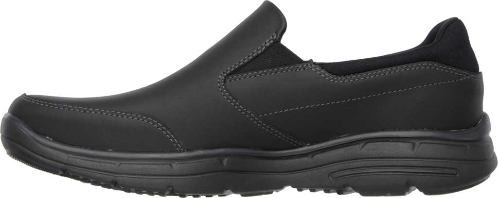 Men's Skechers Relaxed Fit Glides Calculous Slip On, Black, large, image 3