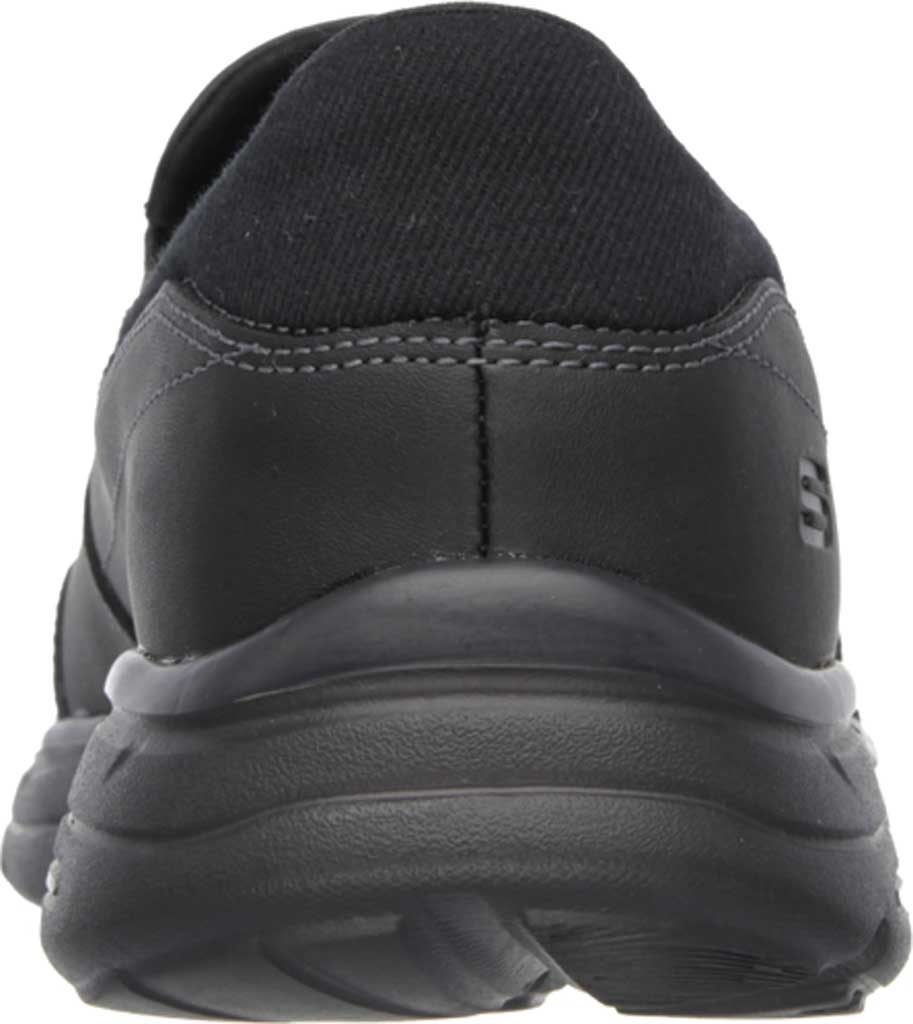 Men's Skechers Relaxed Fit Glides Calculous Slip On, Black, large, image 4