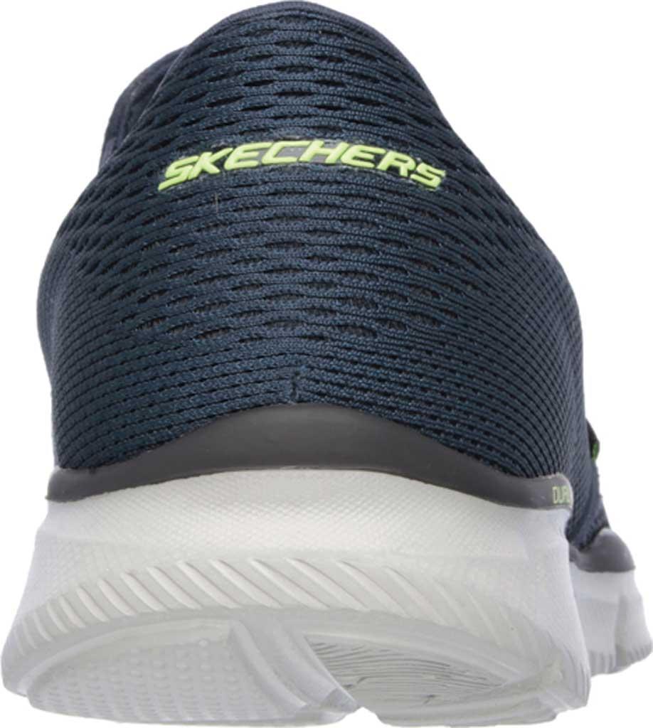 Men's Skechers Equalizer Double Play Slip On, Navy, large, image 4