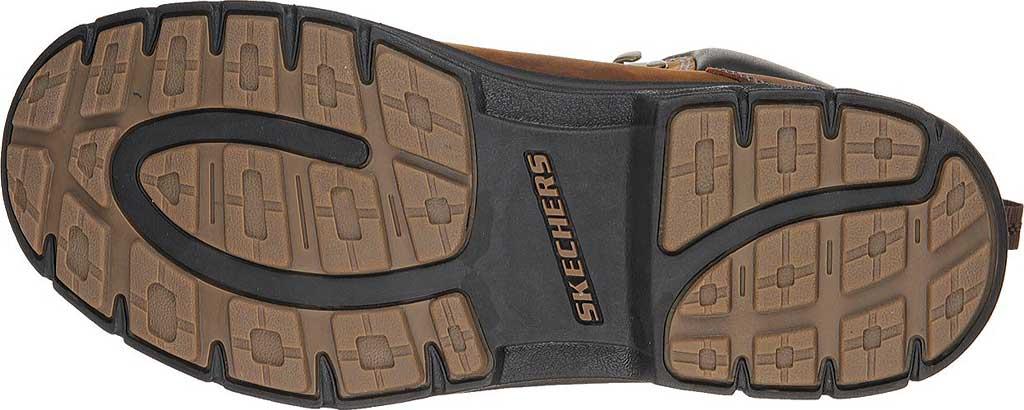 Men's Skechers Relaxed Fit Segment Ander Boot, Dark Brown, large, image 6