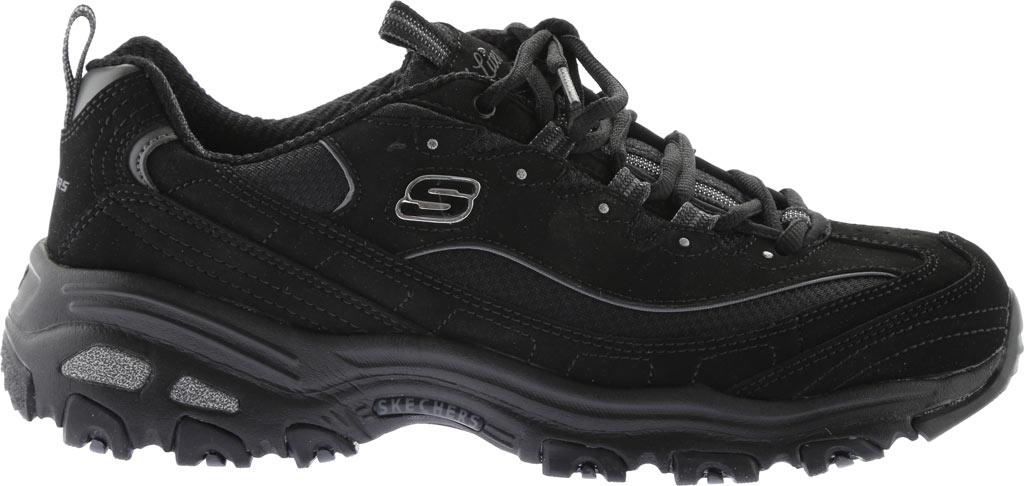 Women's Skechers D'Lites Sneaker, Biggest Fan/Black, large, image 2