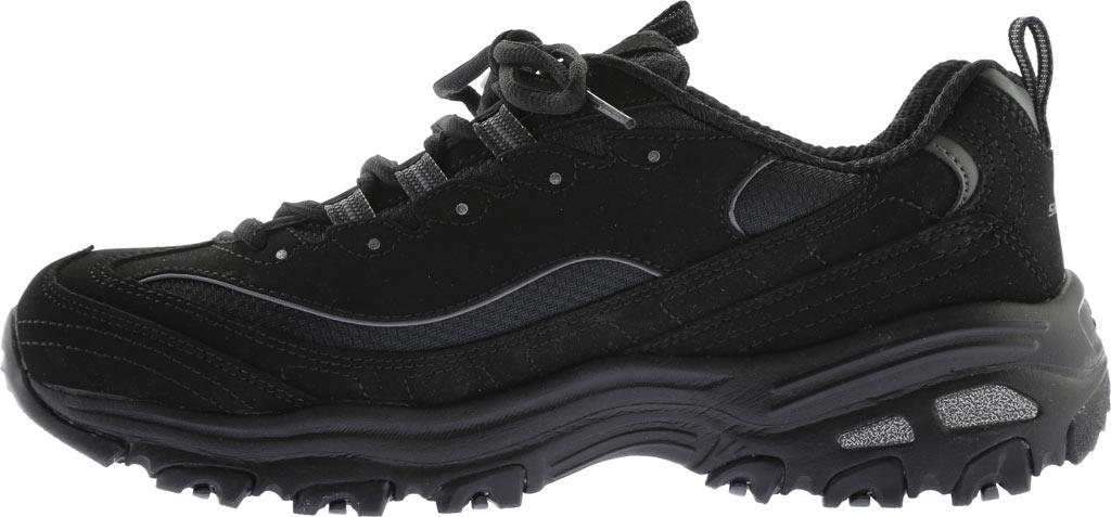 Women's Skechers D'Lites Sneaker, Biggest Fan/Black, large, image 3