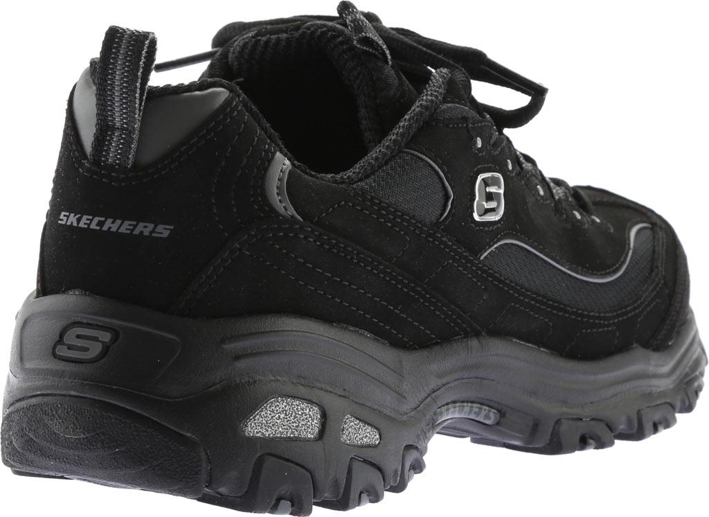 Women's Skechers D'Lites Sneaker, Biggest Fan/Black, large, image 4