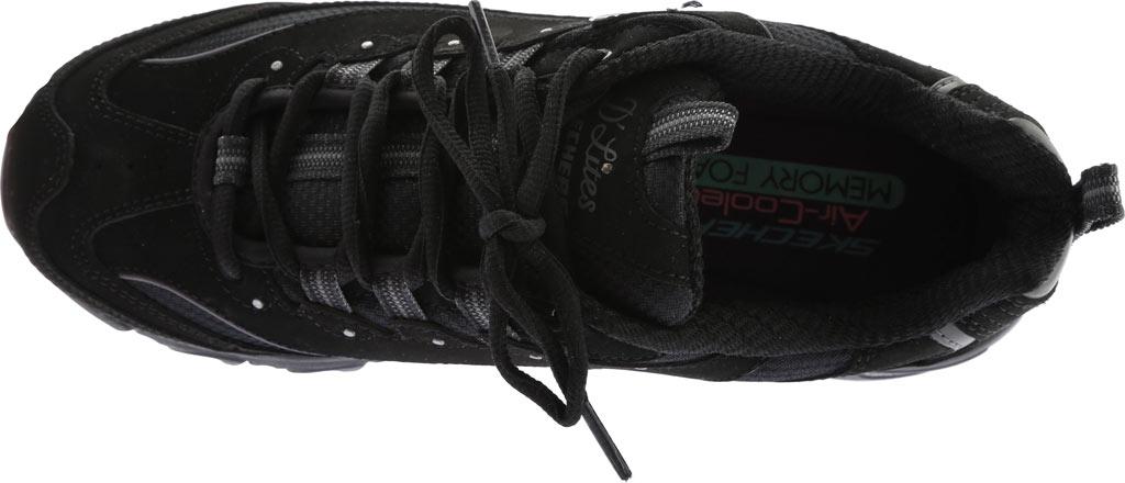 Women's Skechers D'Lites Sneaker, Biggest Fan/Black, large, image 5