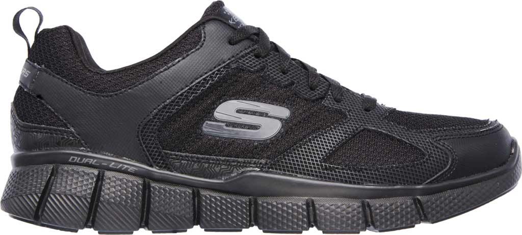 Men's Skechers Equalizer 2.0 On Track, Black, large, image 2