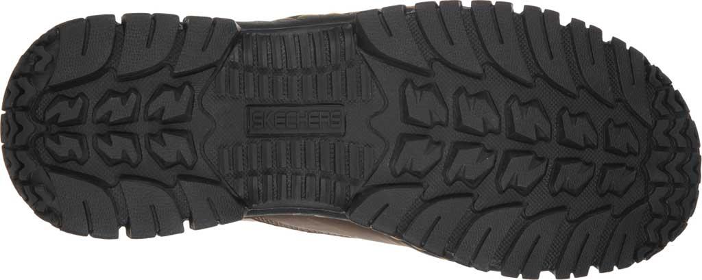 Men's Skechers Work Relaxed Fit Hartan Steel Toe Slip On, , large, image 6