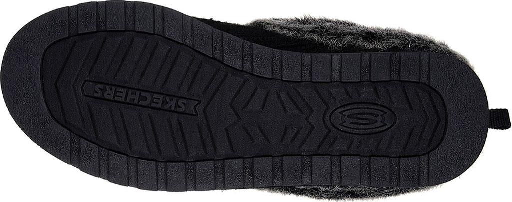 Women's Skechers BOBS Keepsakes Ice Angel Clog Slipper, Black, large, image 6