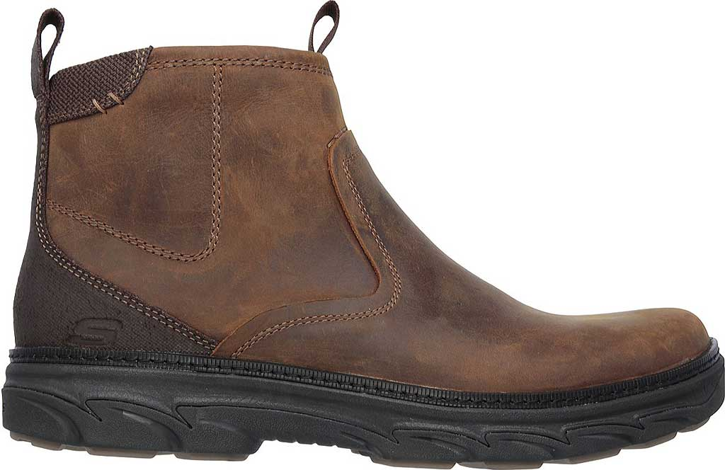 Men's Skechers Relaxed Fit Resment Korver Ankle Boot, , large, image 2