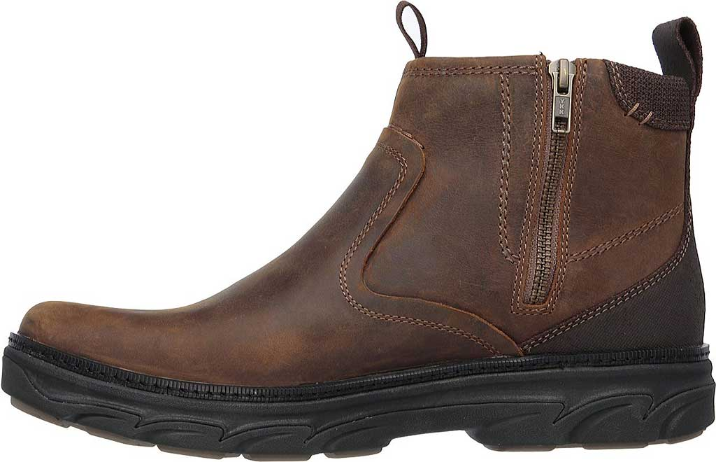 Men's Skechers Relaxed Fit Resment Korver Ankle Boot, , large, image 3