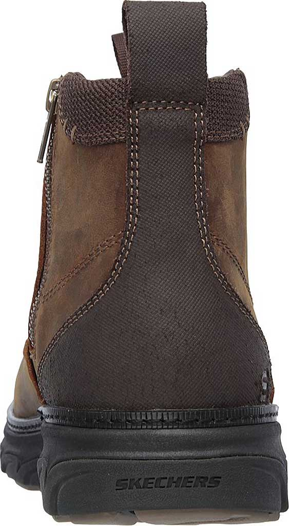 Men's Skechers Relaxed Fit Resment Korver Ankle Boot, , large, image 4