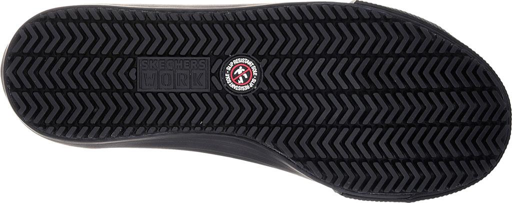 Women's Skechers Work Relaxed Fit Arispel Slip Resistant Sneaker, Black, large, image 6