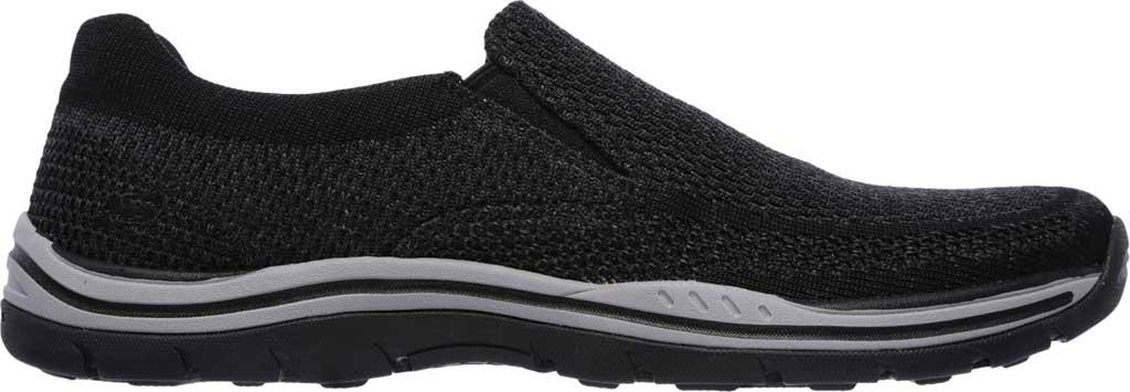 Men's Skechers Relaxed Fit Expected Gomel Slip On Sneaker, Black, large, image 2
