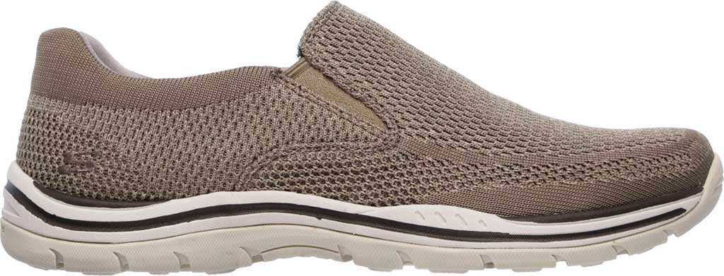 Men's Skechers Relaxed Fit Expected Gomel Slip On Sneaker, Taupe, large, image 2