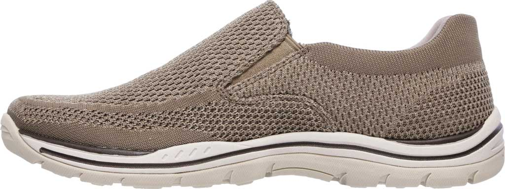 Men's Skechers Relaxed Fit Expected Gomel Slip On Sneaker, Taupe, large, image 3
