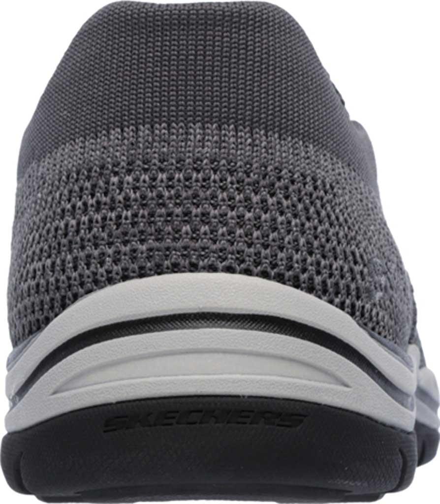 Men's Skechers Relaxed Fit Expected Gomel Slip On Sneaker, Gray, large, image 4