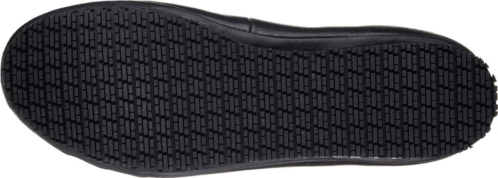 Women's Skechers Work Kincaid Callao Slip Resistant Work Flat, Black, large, image 6