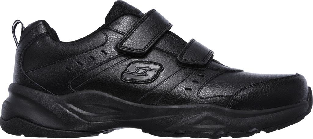 Men's Skechers Haniger Casspi Training Sneaker, Black, large, image 2