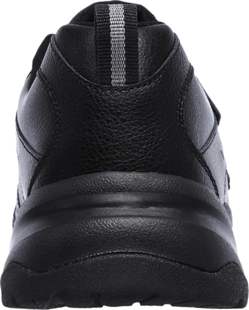 Men's Skechers Haniger Casspi Training Sneaker, Black, large, image 4