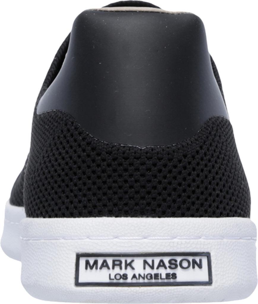 Men's Mark Nason Los Angeles Bryson Sneaker, Black, large, image 4
