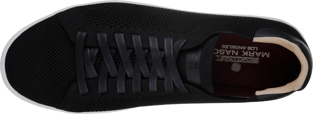Men's Mark Nason Los Angeles Bryson Sneaker, Black, large, image 5