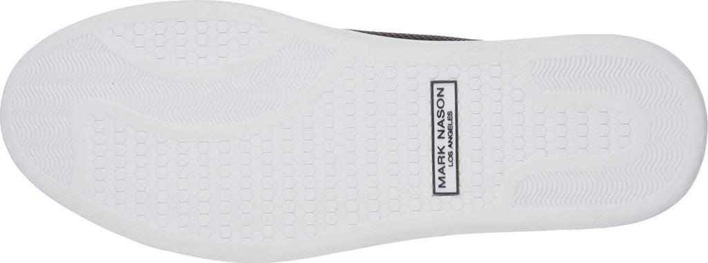 Men's Mark Nason Los Angeles Bryson Sneaker, Black, large, image 6