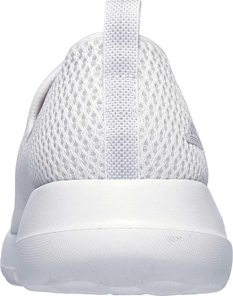 Women's Skechers GOwalk Joy Slip On Walking Shoe, White, large, image 4