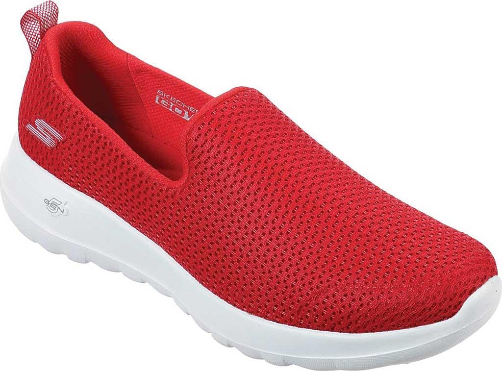 Women's Skechers GOwalk Joy Slip On Walking Shoe, Red, large, image 1