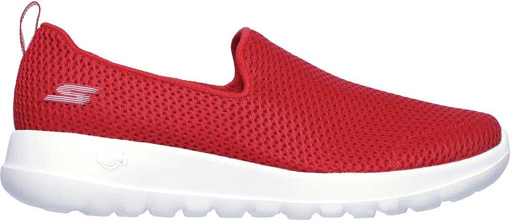 Women's Skechers GOwalk Joy Walking Slip On Sneaker, Red, large, image 2