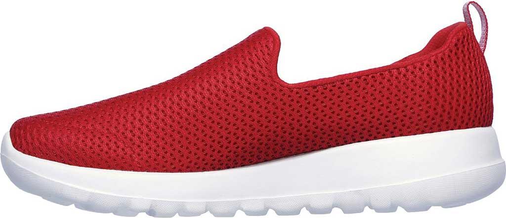 Women's Skechers GOwalk Joy Walking Slip On Sneaker, Red, large, image 3