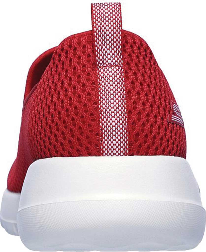 Women's Skechers GOwalk Joy Walking Slip On Sneaker, Red, large, image 4