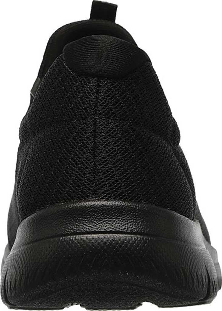 Women's Skechers Summits Sneaker, Black, large, image 4