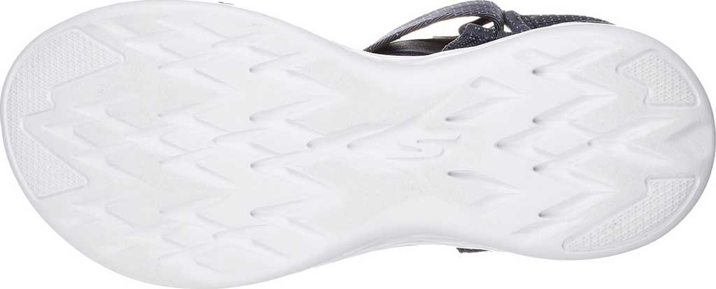 Women's Skechers On the GO 600 Brilliancy Strappy Sandal, , large, image 6