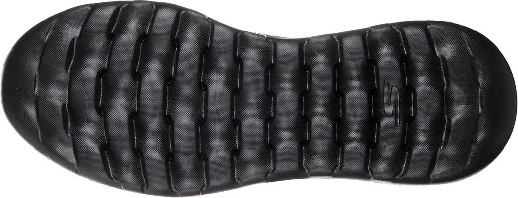 Men's Skechers GOwalk Max Slip-On Walking Shoe, Black/Black, large, image 6