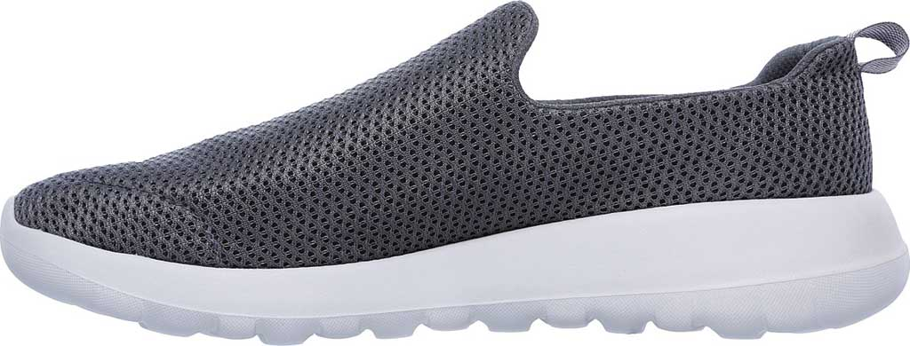 Men's Skechers GOwalk Max Slip-On Walking Shoe, Charcoal, large, image 3