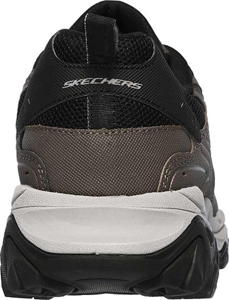 Men's Skechers After Burn M. Fit Slip On Walking Shoe, Brown, large, image 4