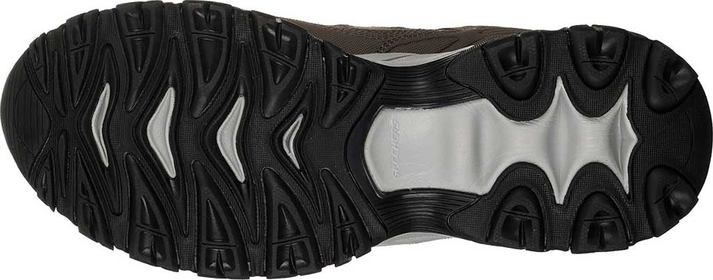 Men's Skechers After Burn M. Fit Slip On Walking Shoe, Brown, large, image 6