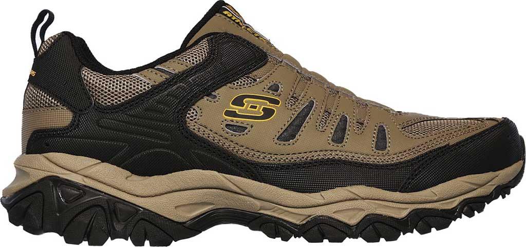 Men's Skechers After Burn M. Fit Slip On Walking Shoe, Pebble, large, image 2