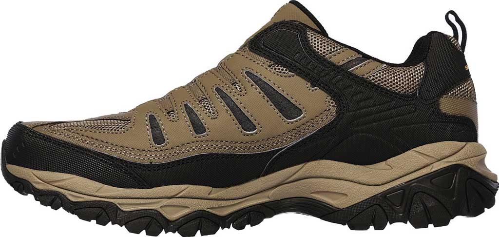 Men's Skechers After Burn M. Fit Slip On Walking Shoe, Pebble, large, image 3