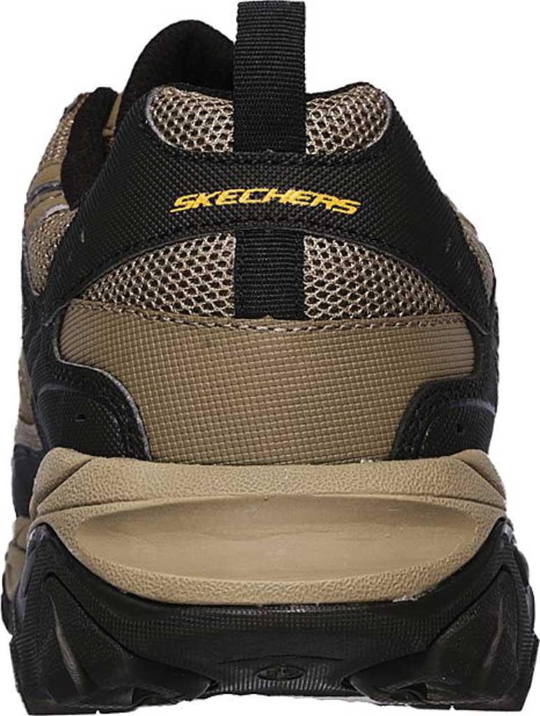 Men's Skechers After Burn M. Fit Slip On Walking Shoe, Pebble, large, image 4