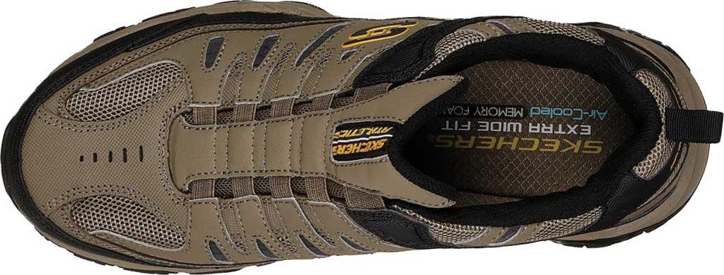 Men's Skechers After Burn M. Fit Slip On Walking Shoe, Pebble, large, image 5