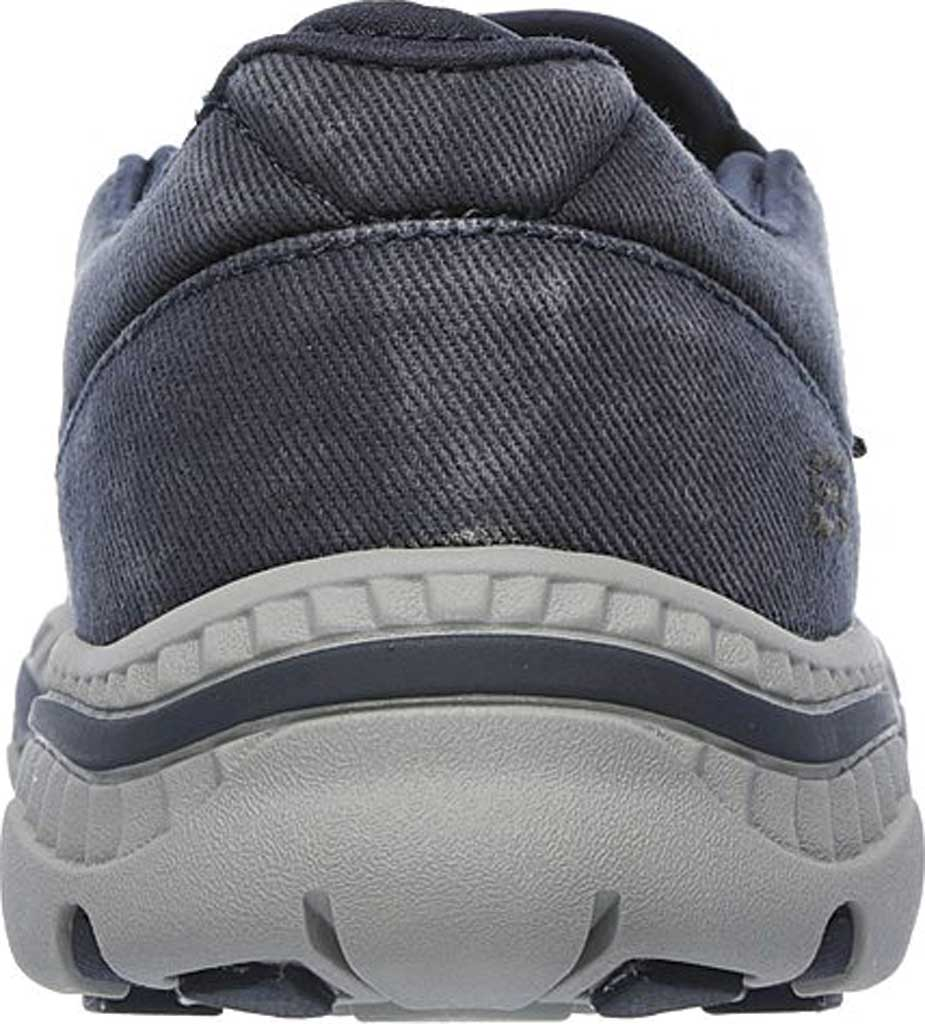Men's Skechers Relaxed Fit Creston Moseco Loafer, Navy, large, image 4