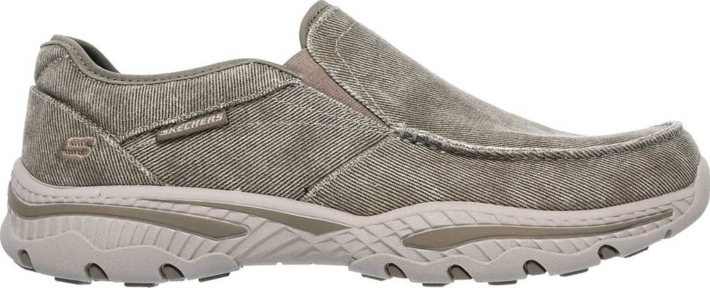 Men's Skechers Relaxed Fit Creston Moseco Loafer, Taupe, large, image 2