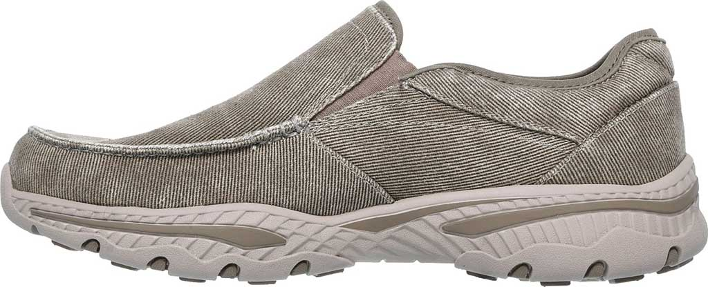 Men's Skechers Relaxed Fit Creston Moseco Loafer, Taupe, large, image 3