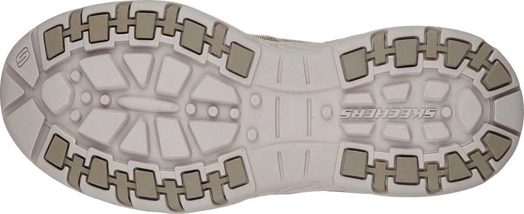 Men's Skechers Relaxed Fit Creston Moseco Loafer, Taupe, large, image 6