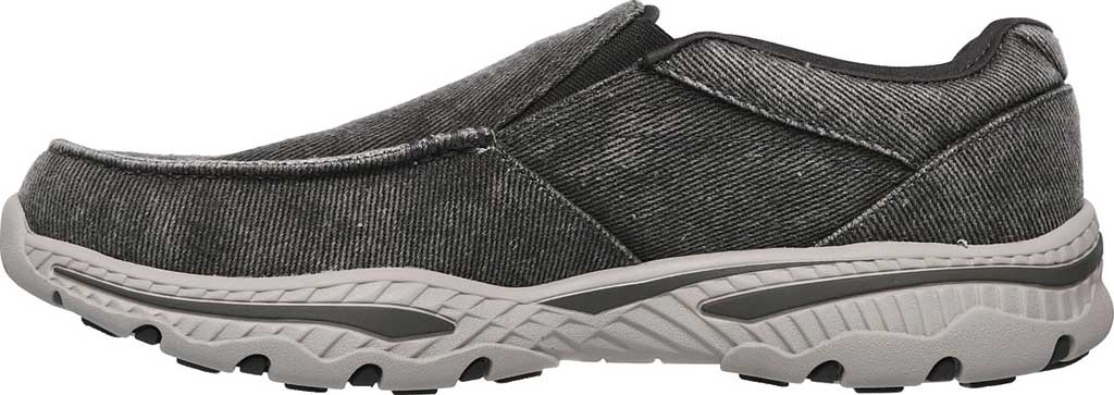 Men's Skechers Relaxed Fit Creston Moseco Loafer, Charcoal, large, image 3