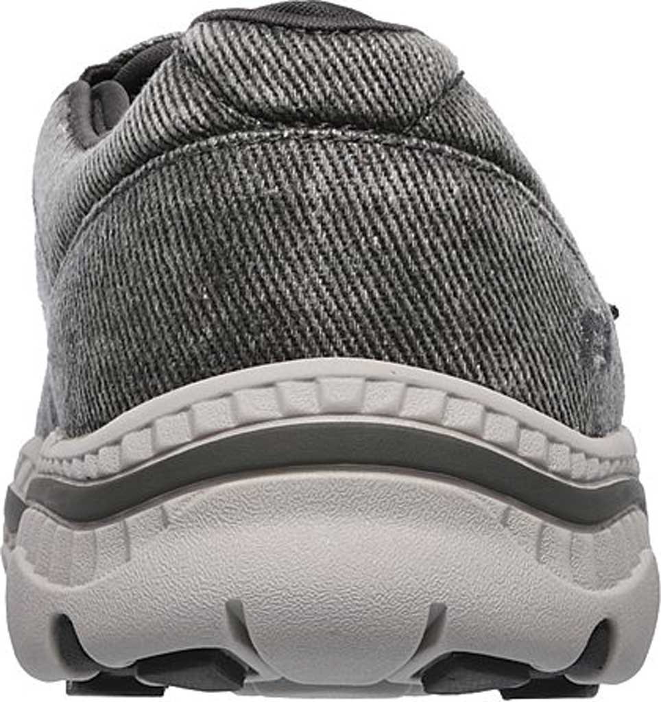 Men's Skechers Relaxed Fit Creston Moseco Loafer, Charcoal, large, image 4